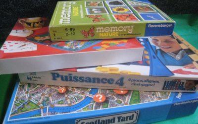 Mémoire et jeux de société, prenez soin de votre mémoire
