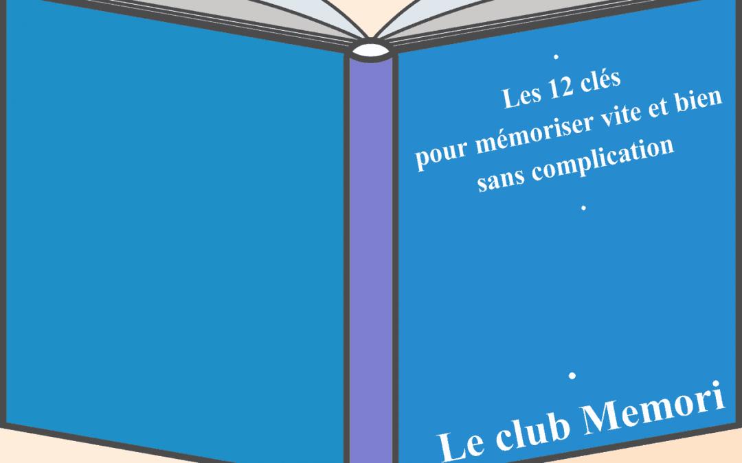 """Deux mémentos """"Mémoire"""", un nouveau livre et un nouveau test de mémoire bientôt"""