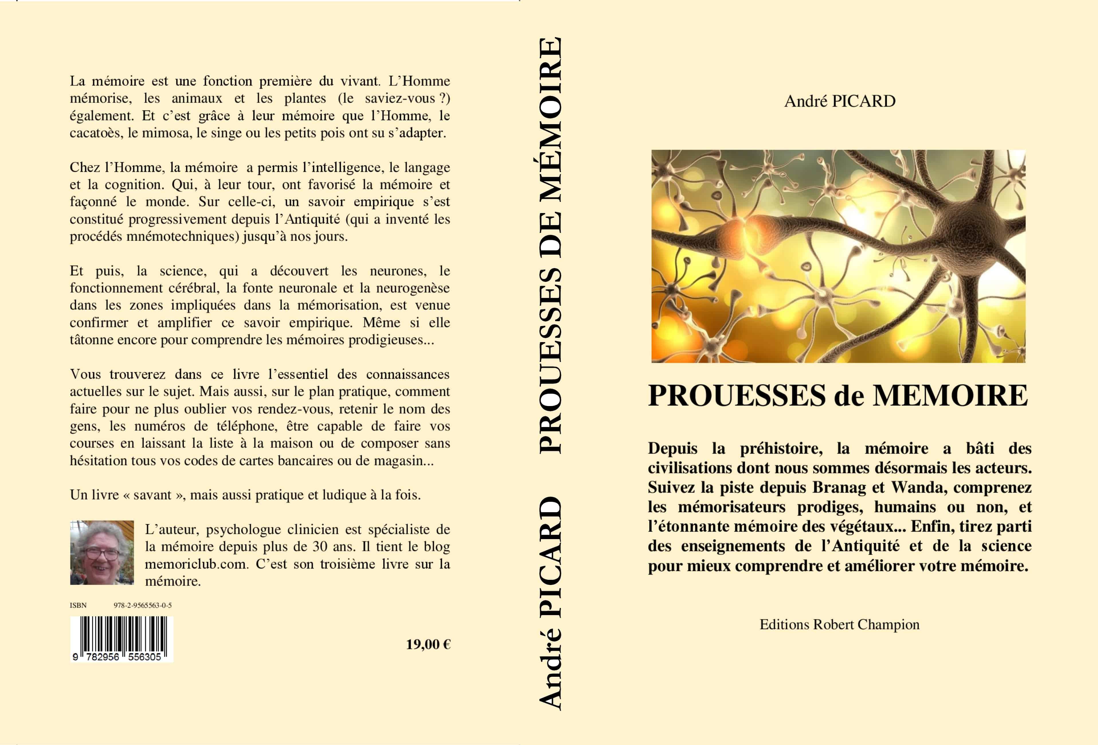 PROUESSES DE MÉMOIRE