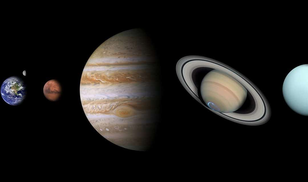 Comment mémoriser l'ordre des planètes ?