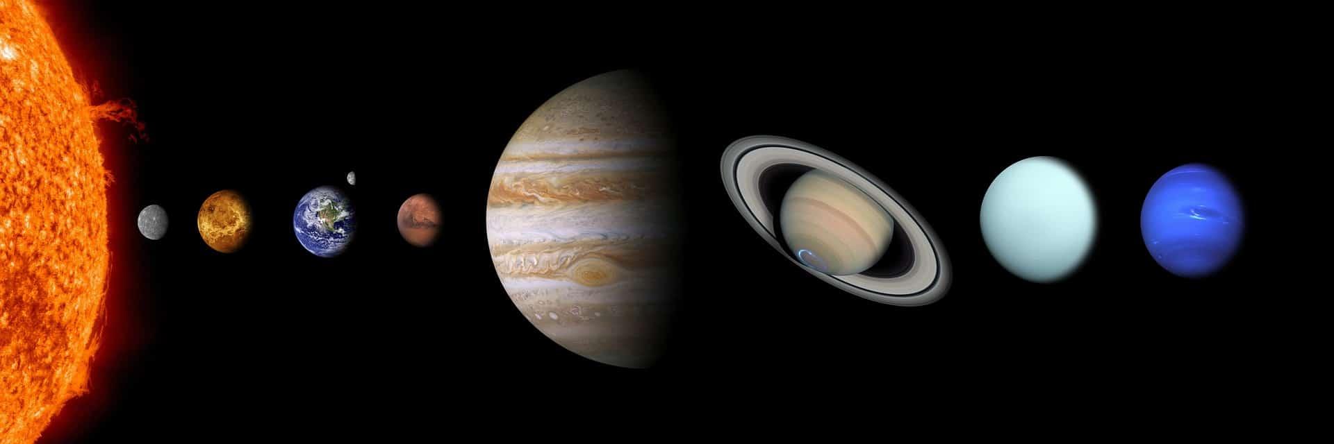 Comment mémoriser l'ordre des planètes