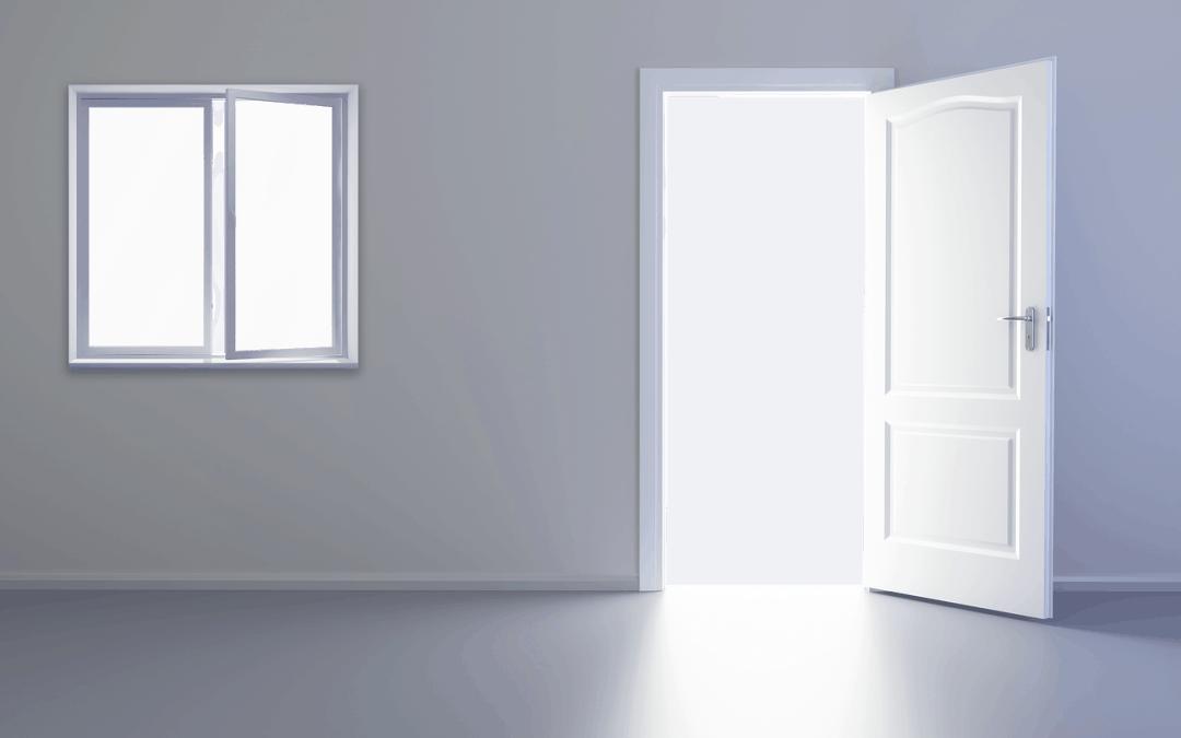 Quand passer une porte vous fait perdre la mémoire